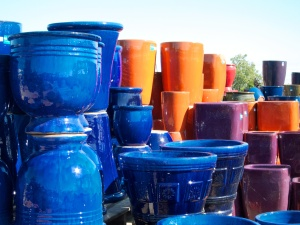 Pottery Shopping (2)