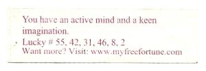 Fortune10 Keen Mind