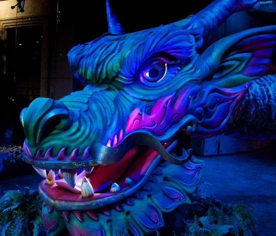 Vegas Dragon