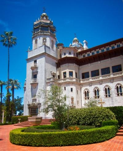 San Simeon exterior